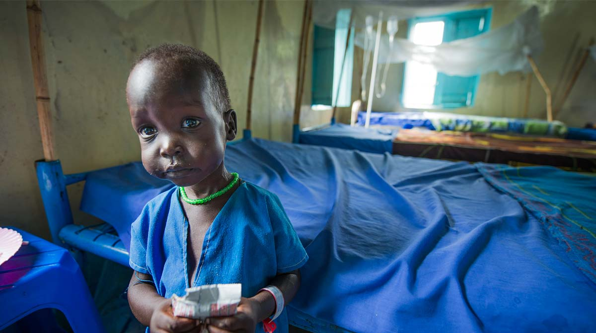 East Africa Famine Appeal